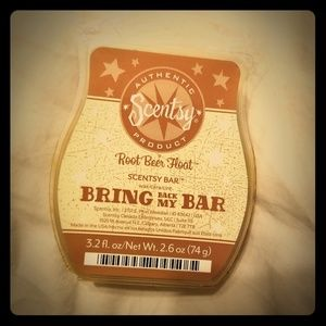 Scentsy Root Beer Bar